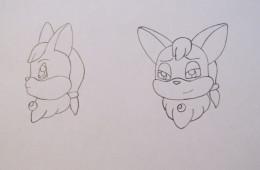2D Character Design 11