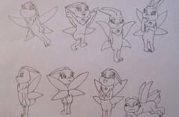 2D Character Design 05