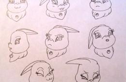 2D Character Design 04