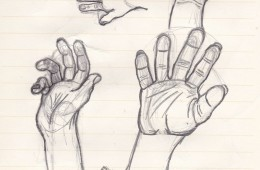 Hand Drawings 01