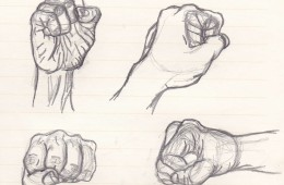 Hand Drawings 03