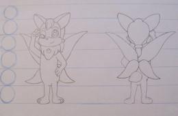 2D Character Design 10