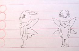 2D Character Design 02