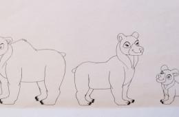 2D Character Design 01