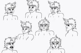 2D Character Design 17